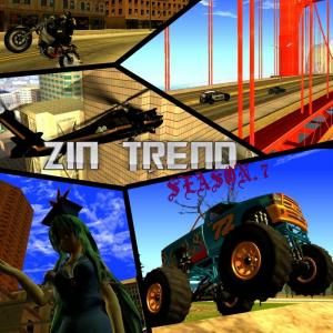 ZIN TREND Season 7 Act.8 「行動開始」