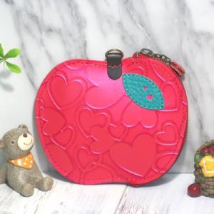★りんごパスケース&色づく木の実