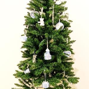 クリスマスツリー&ウェッジウッドオーナメント