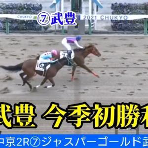 2021年1月5 武豊騎手全レース 武幸四郎と兄弟で勝利【JRA競馬】YUTAKATAKE jo