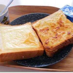 たらふく食パンと最後の一粒