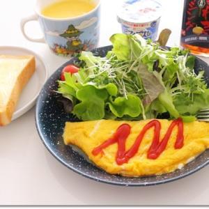 まともに朝食