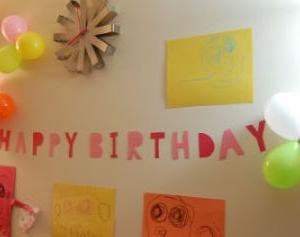 誕生日プレゼントは、ランニンググッズで♪