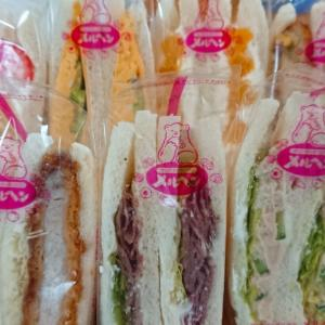 メルヘンのサンドイッチ☆