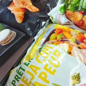 フランスの冷凍食品☆