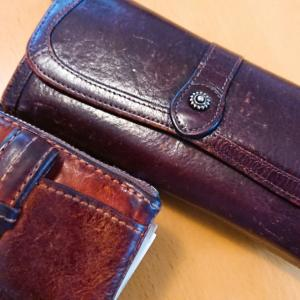 お財布の世代交代☆
