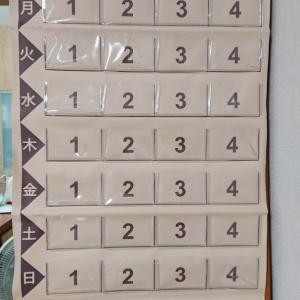 お薬カレンダー☆