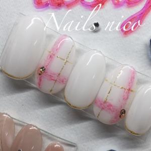 New design1♡&水戸市ネイル&スクール ネイルズニコ