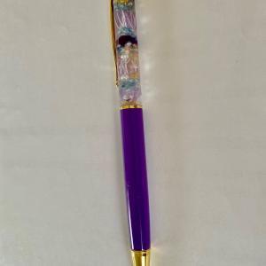 認定校 宮野先生の生徒様の完成作品(ハーバリウムボールペン)