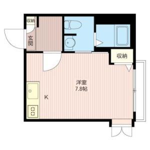 佐々木「千川駅徒歩12分、6万円代のワンルームのご紹介です♪」