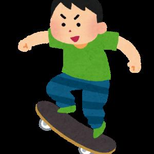 三宅「skate is back」