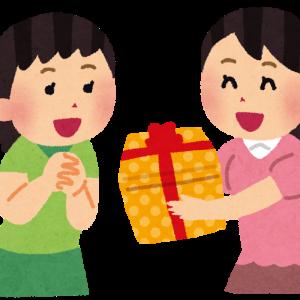 佐々木「お誕生日のお祝い」