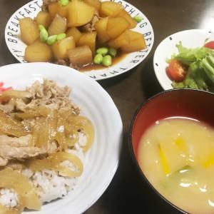【節約ご飯】帰宅が遅かった日の特急ご飯
