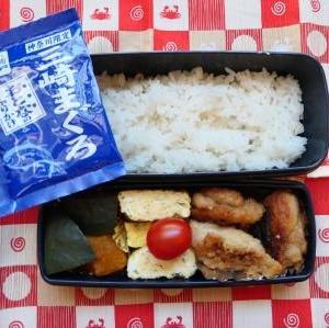 鶏竜田揚げ弁