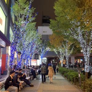 滝澤「秋葉原の街はもうイルミネーションが始まった!」