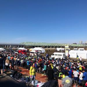 沼能「みんなで頑張ったマラソン大会!」