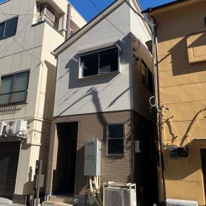 滝澤「完成しました!上野駅徒歩圏の1LDK戸建て物件」