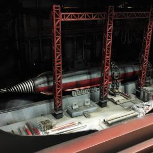 海底軍艦のジオラマを作りたい!!