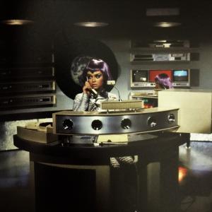謎の円盤UFO エリス中尉 ガレージキット制作中!!完成させられません