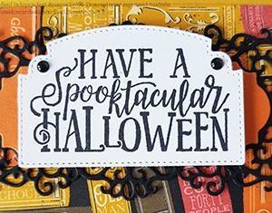 お化け屋敷の壁にかかっていそう!-Ghoulの意味解説ーモンスターバッシュのる変形ゲートフォールドカードCard No.274