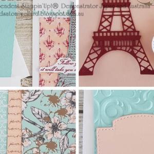 動画:3月のお買い物プレゼントでオンラインクラスキットプロジェクトも作れます! Card No.60&61