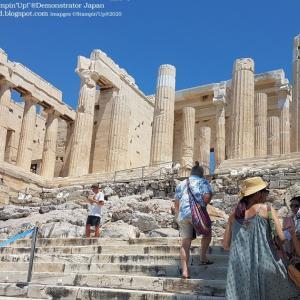 動画:ボーナスクーポン取得はあと2日!&アテネ中心街とパルテノン神殿を見てきた!