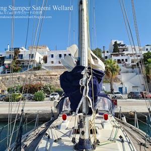 ミロのヴィーナスのミロス島に着きました―エーゲ海最初の島