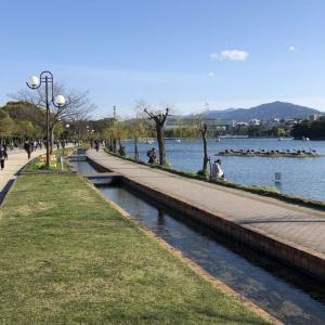 福岡の赤坂周辺で楽しんだ