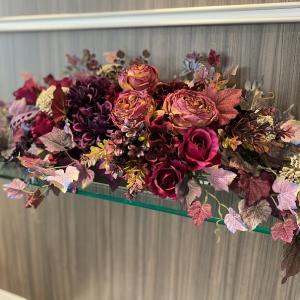 受付装花〈シーズンフラワー〉