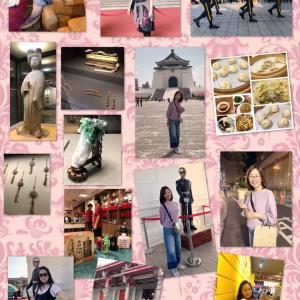 台湾市内観光、一日中歩いても疲れ知らず