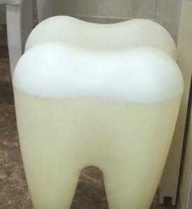 歯医者で撃沈・・・予定は未定