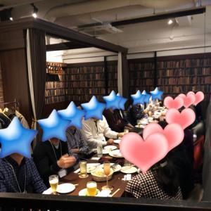 ◎10/19(土)に40代からで一人参加の方限定の婚活【銀座13時】を開催しました!