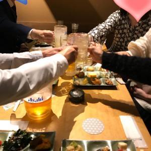 ◎11/8(金)に金曜夜にビュッフェ&梅酒100種を楽しむ婚活【上野19時半】を開催しました!