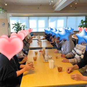 ◎12/8(日)に40代からで一人参加の方限定の婚活お茶会【池袋13時】を開催しました!
