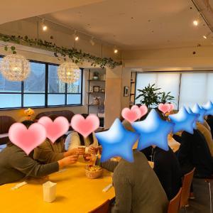 ◎1/19(日)にぽっちゃり女性との婚活お茶会【池袋16時】を開催しました!