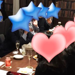 ◎2/8(土)にお酒好きな独身男女の婚活パーティー【銀座19時】を開催しました!