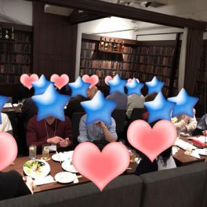 ◎2/15(土)に旅行・温泉好きな方の婚活【銀座16時】を開催しました!