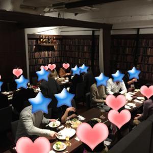 ◎2/15(土)に40代からでお酒好きな方の婚活【銀座19時】を開催しました!