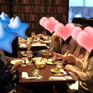◎2/23(日)に40代限定で若く見える男性との婚活【銀座16時】を開催しました!