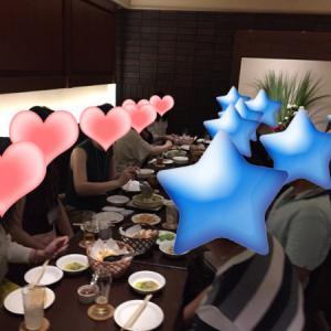 ◎8/17(土)にアラフォーで一年以内に結婚したい方の婚活【新宿16時】を開催しました!
