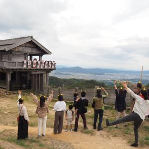 鬼ノ城で! #岡山鬼スタグラム ツーリング!