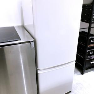 冷蔵庫入りました