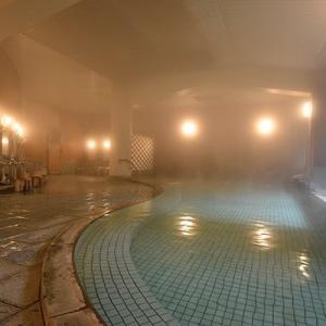 よろづやの東雲風呂と貸切風呂 黄鶴風呂