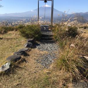 富士山絶景スポット 誓いの丘