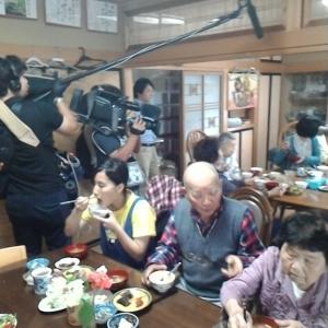 NHKの取材いただきました。