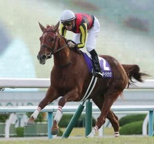 2歳女王が京都で復活!ラッキーライラックが2度目のGⅠ勝利!