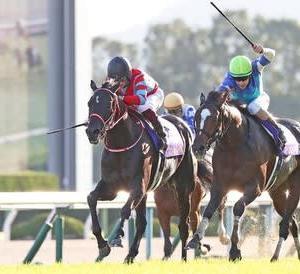 よくやったコントレイル!父子2代の無敗三冠、そして牡牝同時三冠馬誕生だ!