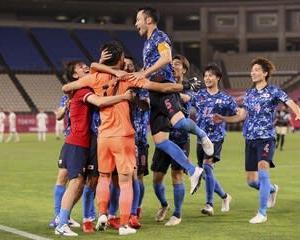 サッカー男子U-24、PK戦制して準決勝進出!侍JAPANはノックアウトステージ2連勝!