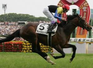 日本競馬界の至宝・ディープインパクトが急死。