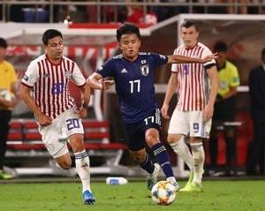 森保JAPAN、W杯予選前のテストマッチで完勝。久保建英の代表初ゴールはお預け。